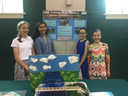 Summer STEM Activities at Harpeth Hall