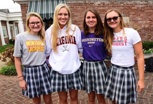 Student-Athletes Recognized on NCAA's NLI Signing Day