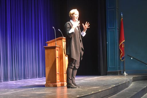 Renowned Teen Psychologist and Author, Dr. Lisa Damour Visits Harpeth Hall