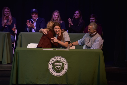 Student-Athletes Recognized on National Signing Day