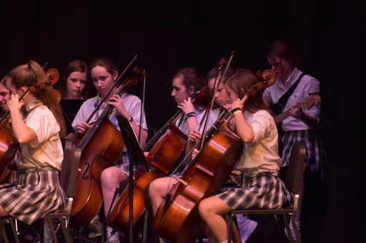 Winter Choral and Orchestra Concerts Begin Tonight